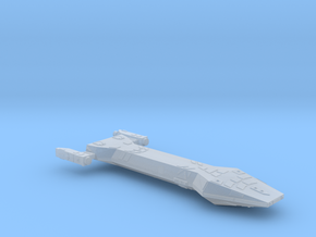 3788 Scale Hydran New Escort Cruiser CVN in Smooth Fine Detail Plastic