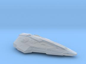 Elite Python spaceship in Smooth Fine Detail Plastic