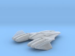 Phalanx tactical battledrone high detail in Smooth Fine Detail Plastic