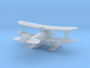 Fairey Hamble Baby in Smooth Fine Detail Plastic: 1:144