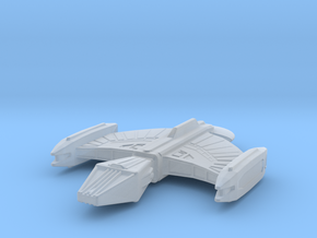 Romulan Science Ship 1/1000 in Smooth Fine Detail Plastic