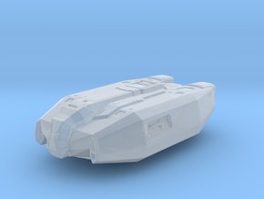 Elite Dangerous Type 6 transport in Smooth Fine Detail Plastic