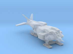 UD-4L-W Cheyenne Dropship 160 scale  in Smooth Fine Detail Plastic