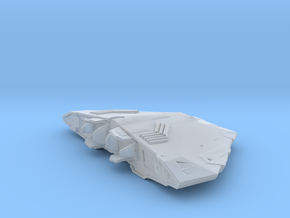 Elite Dangerous Cobra Mk3 in Smooth Fine Detail Plastic