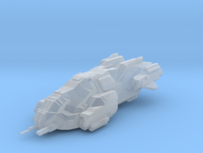 SciFi Yingele class Dropship/Gunship in Smooth Fine Detail Plastic