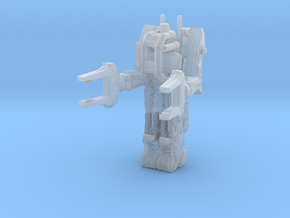 Powerloader 160 scale in Smooth Fine Detail Plastic