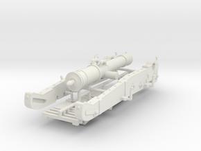 LICORNE CANON + AFFUT X1 in White Natural Versatile Plastic