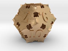 D12 Balanced - Fire in Natural Bronze