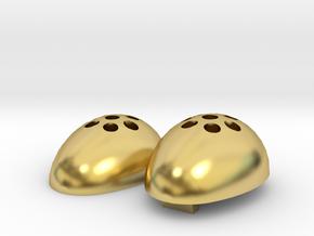 iButton Cloak in Polished Brass