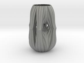 Vase 5411f in Gray Professional Plastic
