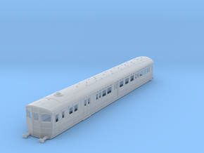 o-148fs-gwr-diag-o-steam-railmotor1 in Smooth Fine Detail Plastic