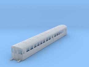 o-148fs-gwr-dia-u-trailer-coach1 in Smooth Fine Detail Plastic