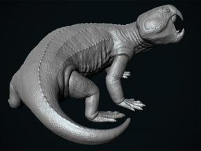 Hyperodapedon (Scaphonyx) 1/12 in White Strong & Flexible
