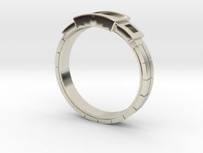 Women's - Gem (Ready) Ring #1 in 14k White Gold