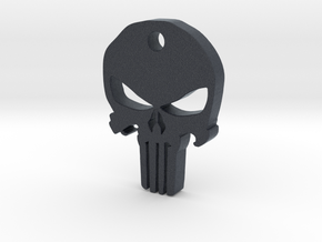 Punisher Pendant in Black PA12