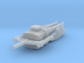 YT1300 5 FOOTER LASER CANNONS W YOKE in Smooth Fine Detail Plastic
