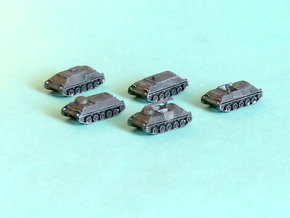 APC SPz lang HS-30 Variants 1/285 6mm in Smooth Fine Detail Plastic