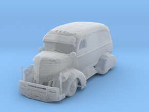 Retro Jeepers Creepers Van !:160 in Smooth Fine Detail Plastic