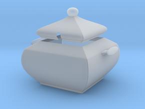 Sugar Bowl in Smooth Fine Detail Plastic