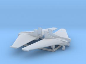 Northrop XP-79B in Smoothest Fine Detail Plastic: 6mm