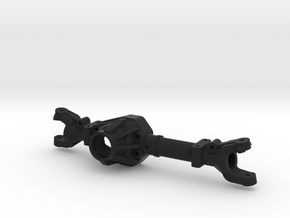 NC60 170mm Front Leafed L Drop for RC4WD in Black Natural Versatile Plastic