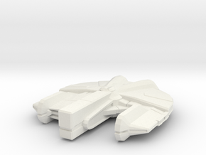 1/200 Dynamic class tramp freighter Star Wars in White Natural Versatile Plastic