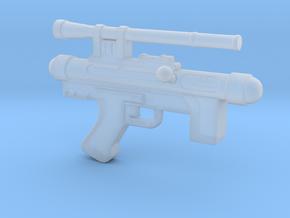Star Wars Blaster Pistol SE-14C 1:12 scale in Smooth Fine Detail Plastic
