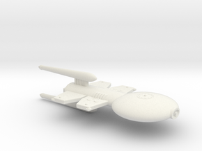 3125 Scale Gorn Double-Wing Destroyer (DDW) SRZ in White Natural Versatile Plastic