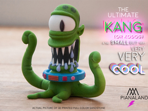 the ultimate KODOS (or KANG)  in Full Color Sandstone