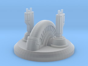 Thematic Capture Point #5 in Smooth Fine Detail Plastic