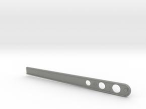 B Guard Stir Stick Bumps in Gray Professional Plastic