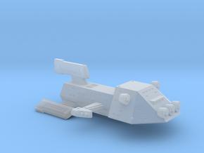 3125 Scale Kzinti Medium Scout Cruiser (MSC) SRZ in Smooth Fine Detail Plastic