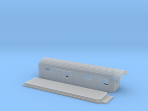 F5a - Swedish passenger wagon in Smooth Fine Detail Plastic