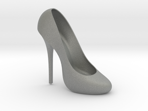 Right Classic Pumps Shoe in Gray PA12