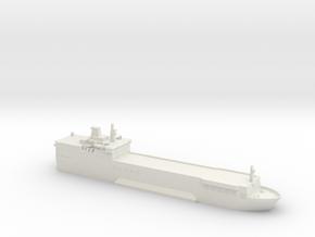1/1250 MF Med Star in White Natural Versatile Plastic