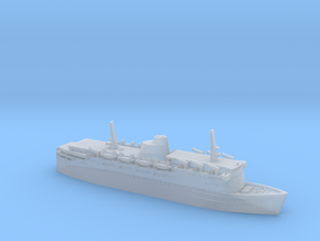 1/1800 MF Apollo Express in Smooth Fine Detail Plastic