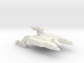 3125 Scale LDR Multi-Role Light Cruiser CVN in White Natural Versatile Plastic
