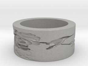 Inverted Humming bird  in Aluminum: 5 / 49