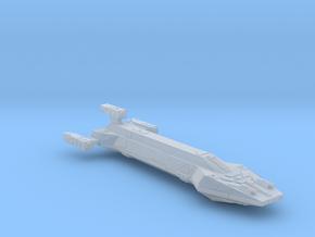 3788 Scale Hydran Cheyenne New Heavy Cruiser CVN in Smooth Fine Detail Plastic