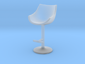 Miniature 248 Passion Stool - Cassina in Smooth Fine Detail Plastic: 1:12