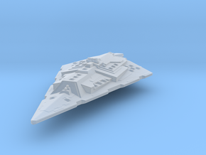 Imperial Star Dreadnought Vigilant Class in Smooth Fine Detail Plastic