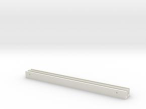 Body mount brace for RC4WD Defender  D90 in White Natural Versatile Plastic