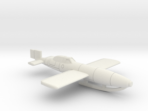 (1:144) Reichenberg Re 1 (Fi-103) in White Natural Versatile Plastic