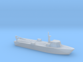 1/700 Scale 85 foot Torpedo Retriever in Smooth Fine Detail Plastic