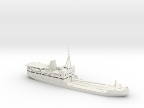 1/285 Scale Alexander Henry in White Natural Versatile Plastic