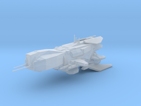Gunship Reaver Type in Smooth Fine Detail Plastic
