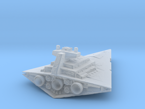 Imperial Star Destroyer Chimaera,Thrawn`s flagship in Smooth Fine Detail Plastic