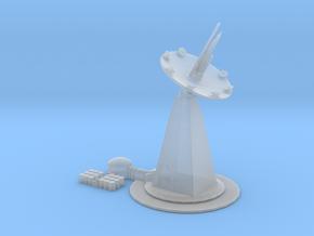 Death Star`s Endor Shield generator SLD-26 in Smooth Fine Detail Plastic