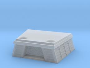 Endor Imperial bunker in Smooth Fine Detail Plastic