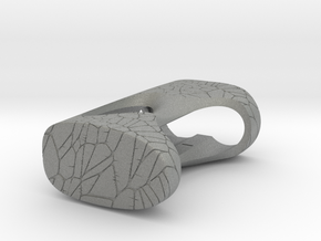 "Y_MOD_V1.0 SEE ""SlimFast Voronoi"" Body in Gray Professional Plastic"